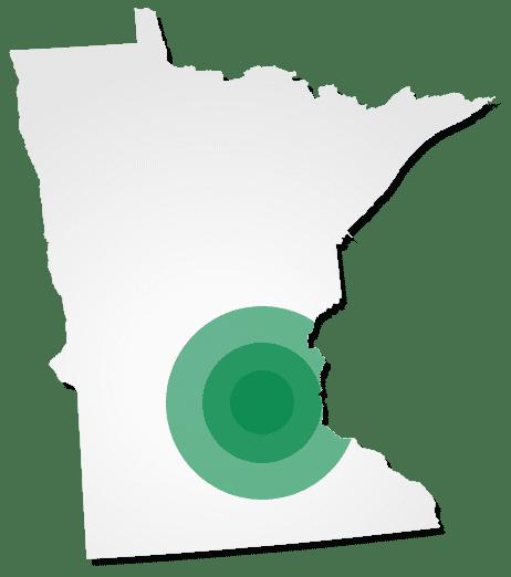 All Metro Service Companies - Service Area